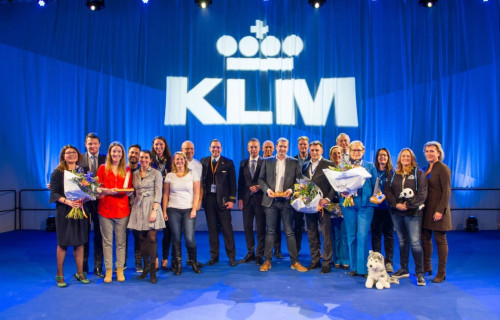 KLM Digital Agile
